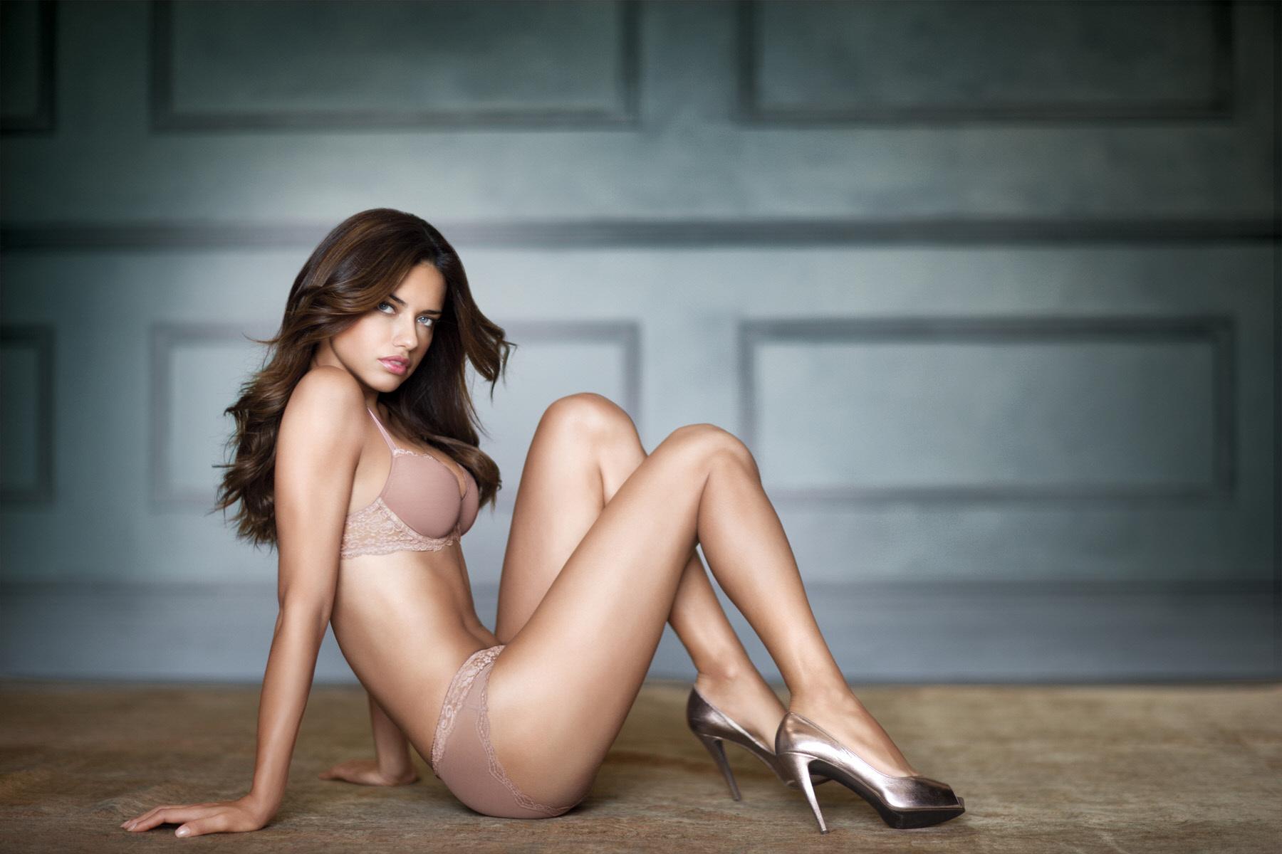 Brown Bra Panties