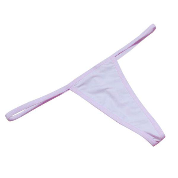 Ropa Interior Femenina Tanga Mujer Panties Women Sexy Panties Thongs Lingerie Briefs G-string Underwear Babydoll Sexy Clothes 20