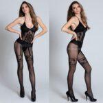 Sexy-Bodystockings-Women-Fishnet-Open-Crotch–catsuit-Mesh-tights-Lingerie-Erotic-Bodysuit-Sleepwear-Crotchless-jumpsuit-Teddies