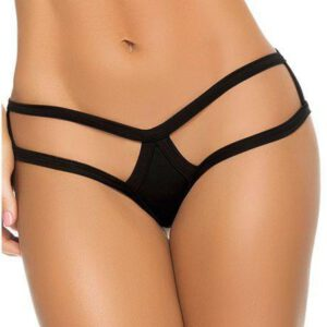 Women Underwear Sexy Lace Thong Panties Elastic Underwear Women Mini G-string Straps Sexy Lingerie Ladies Seamless Briefs Hot