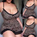 5XL-Plus-Size-Women-Sexy-Lingerie-Hot-Erotic-Apparel-Porno-Leopard-Print-Sleepwear-Underwear-Teddy-Nightwear-Sex-Costumes