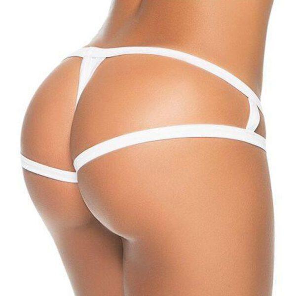 Women Underwear Sexy Lace Thong Panties Elastic Underwear Women Mini G-string Straps Sexy Lingerie Ladies Seamless Briefs Hot