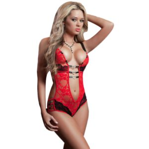 Porn Sexy Lingerie Women Hot Erotic Baby Dolls Dress Women Teddy Sexy Mujer Sexi Babydoll Underwear Sexy Costumes Underwear