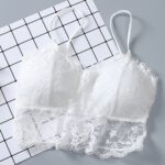sexy-lingerie-Women-Sexy-Lace-Bralette-Camis-Vest-Have-A-Chest-Pad-Wearing-Sports-Floral-Underwear-brassiere-sport-femme-FD