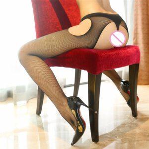 Fashion Women's Net Fishnet Bodystockings Pantyhose Tights Stockings