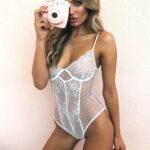 HIRIGIN-USA-Lingerie-Lace-Dress-Babydoll-Women's-Underwear-Nightwear-Sleepwear-Sexy-Night-Bodysuits