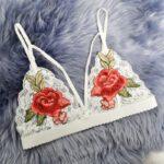 Women's-bra-applique-bandage-lace-tight-crop-top-purely-sexy-sexy-gathered-sexy-bra-сексуальное-белье-sütyen–эротическое–05*