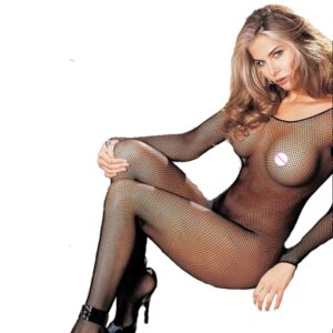Sexy Bodystockings Women Fishnet Open Crotch catsuit Mesh tights Lingerie Erotic Bodysuit Sleepwear Crotchless jumpsuit Teddies