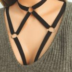 Women-Sexy-Bra-Erotic-Lingerie-Underwear-Women's-Bras-Hollow-Out-Halter-Elastic-Cage-Sexy-Strappy-Bra-Bustier-Harness