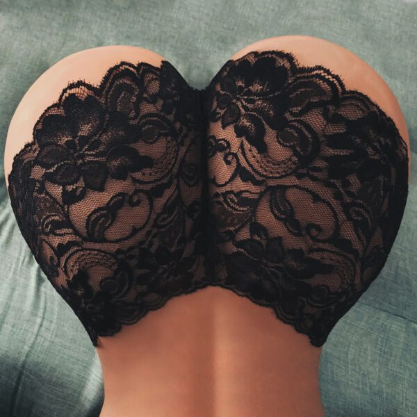Sex Lingerie Girl High Waist Sexy G-string Brief Panties Thongs Lingerie Knicker Lace Transparent Women's Underwear For Sex